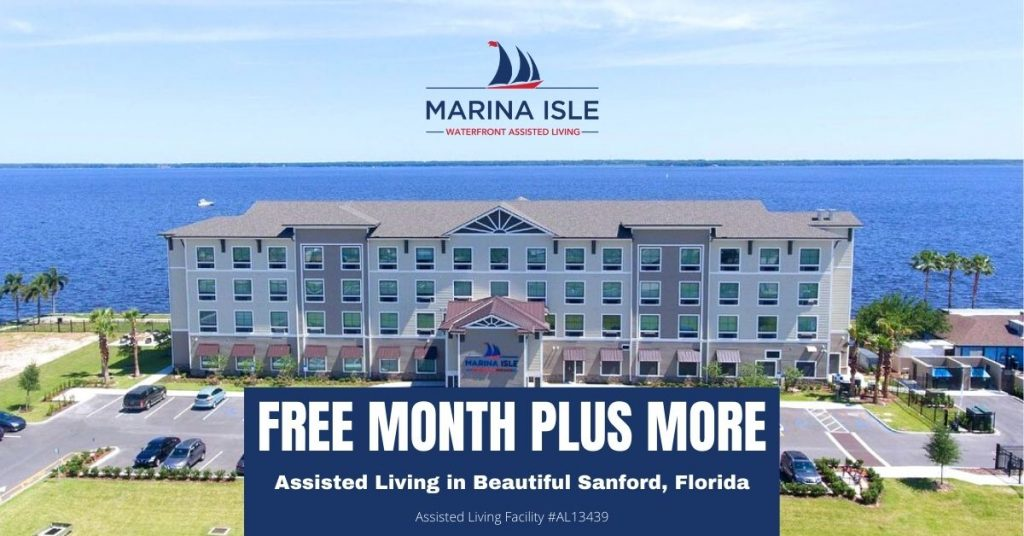 Free Month of Assisted Living